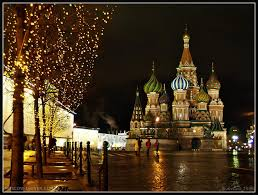 pictures of russia christmas lights u0026 st basil u0027s