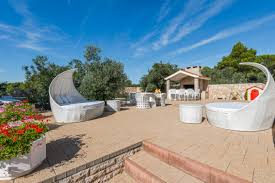 private accommodation luxury villa quiet paradise with pool by