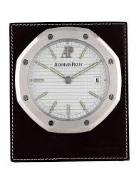 Herman Miller Clock Audemars Piguet Royal Oak Table Clock Decor And Accessories