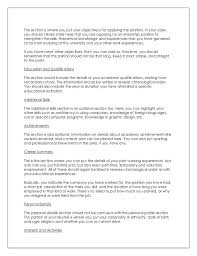 What Font To Use On Resume Whats A Good Objective To Put On A Resume Good Example Resume