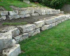 retaining wall idea simple inexpensive durable non toxic and