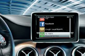 mercedes finacial mercedes apps adds my mbfs for in dash lease and loan account