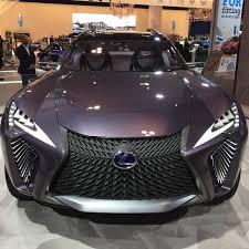 lexus toronto auto show lexus ux crossover suv concept car looks awesome lexus lexusux