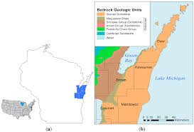Map Of The Northeastern United States by Resources Free Full Text Groundwater Quality Changes In A