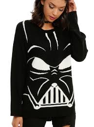 universe wars darth vader sweater topic