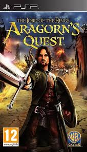 emuparadise uncharted the lord of the rings aragorn s quest eur psp iso download ules