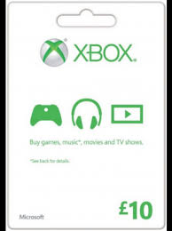 xbox cards microsoft 10 gift card xbox one 360 on