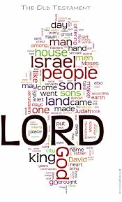the word cloud bible finding god
