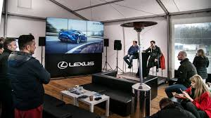 lexus drivers job flow events
