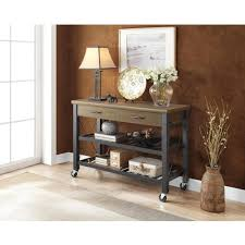 walmart metal shelves whalen santa fe rolling kitchen cart with metal shelves rustic