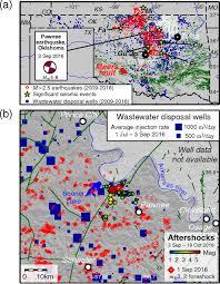 rupture process of the mw 5 8 pawnee oklahoma earthquake from