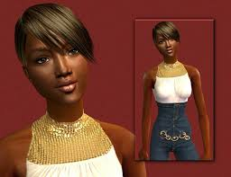 sims 3 african american hairstyles mod the sims beautiful african american sim melody by missjanaye89