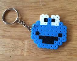 145 best key chain perler beads images on pinterest perler beads