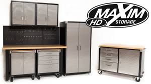 maxim heavy duty garage storage systems online cabinets shelves