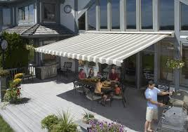 12x10 Awning by Sunsetter 12