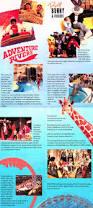 Six Flags Friends Theme Park Brochures Six Flags Great Adventure Theme Park Brochures