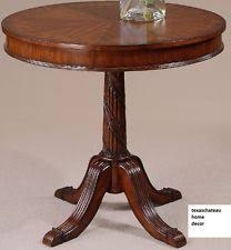Foyer Accent Table Round Foyer Table Ebay
