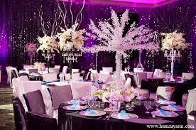 purple wedding decorations fascinating purple and white wedding table decorations purple and