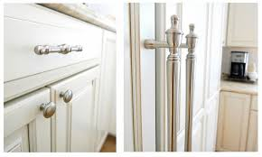 Knob Placement On Kitchen Cabinets by Kitchen Cabinets Kitchen Counter Edge Designs Granite Color For