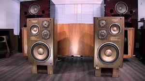 ds 9 home theater system diatone ds 3000 4 way speakers in kenrick sound showroom 2 youtube