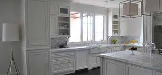 kitchen cabinets el paso kitchen white uppers soft gray lowers misty carrara ceasarstone