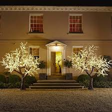 led tree led trees to rent or buy twilight trees