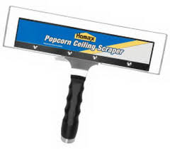 Easiest Way To Scrape Popcorn Ceiling by How To Remove Popcorn Texture From A Ceiling That Has Been Painted
