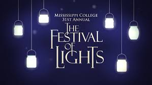 mississippi college festival of lights mississippi