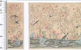 amazon com dollhouse wallpaper chinoiserie panels toys u0026 games