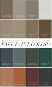 our favorite fall paint colors u2013 always summer