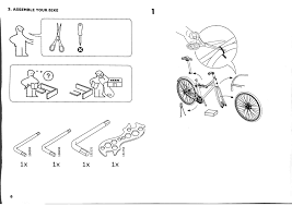How To Say Ikea Building The Ikea Bike Is A Pain Worth Suffering Through Gizmodo