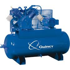 quincy compressor from northern tool equipment