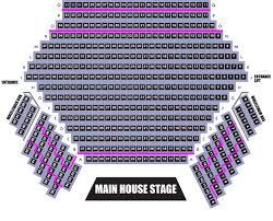 Creative Seating Place Seating Plans Salisbury Playhouse