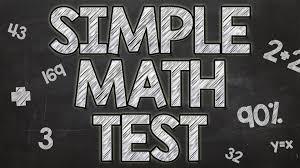 simple math test 90 fail youtube