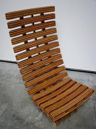 plywood chair by sisto tallini design milk