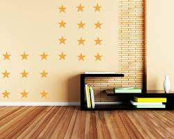 Decoration Star Wall Decals Home by Aliexpress Com Buy 30 Pieces Stars Wall Sticker Diy Home Decal