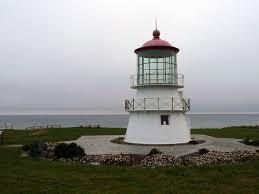 Lighthouse Light Cape Mendocino Lighthouse U2013 Light Near Shelter Cove California