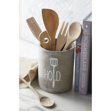 kitchen tool crock colorful utensil holder utensil crock