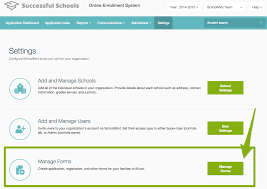 step 1 edit the standard application template u2013 schoolmint