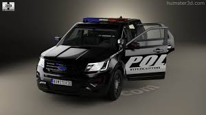 Ford Explorer Interior - 360 view of ford explorer police interceptor utility with hq