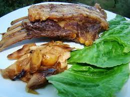 cuisiner du sanglier au four plat de côtes de bête rousse sanglier en pommade à l aïl la