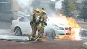 bmw insured emergency service abc says parked bmws catching bmw calls report