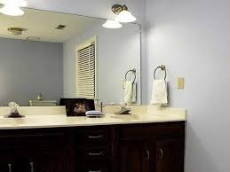 beveled bathroom wall mirrors doherty house bathroom wall