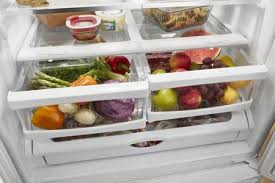 Whirlpool Inch French Door Refrigerator - whirlpool wrf540cwhv 36 inch counter depth french door