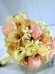 Rose Bouquet Fuchsia 9in Silk Flowers Sprays Leis U0026 Bouquets Peonies Bouquet Peony And