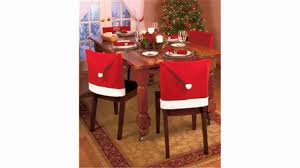 hat chair covers perfect santa claus clause hat chair covers