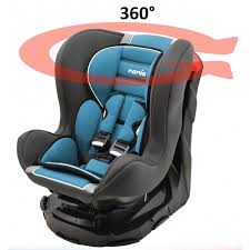 siege auto isofix crash test siège auto revo 360 pivotant et inclinable gr 0 1 4 coloris