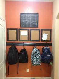 entryway backpack storage 11 best backpack storage ideas images on pinterest organization