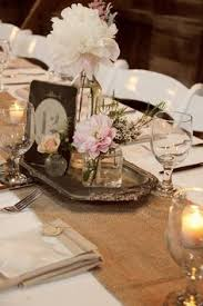Vintage Centerpieces For Weddings by Love The Initials As Part Of The Centerpieces For A Personal Touch
