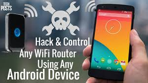 how to hack any on android how to or hack any wi fi router using android phone